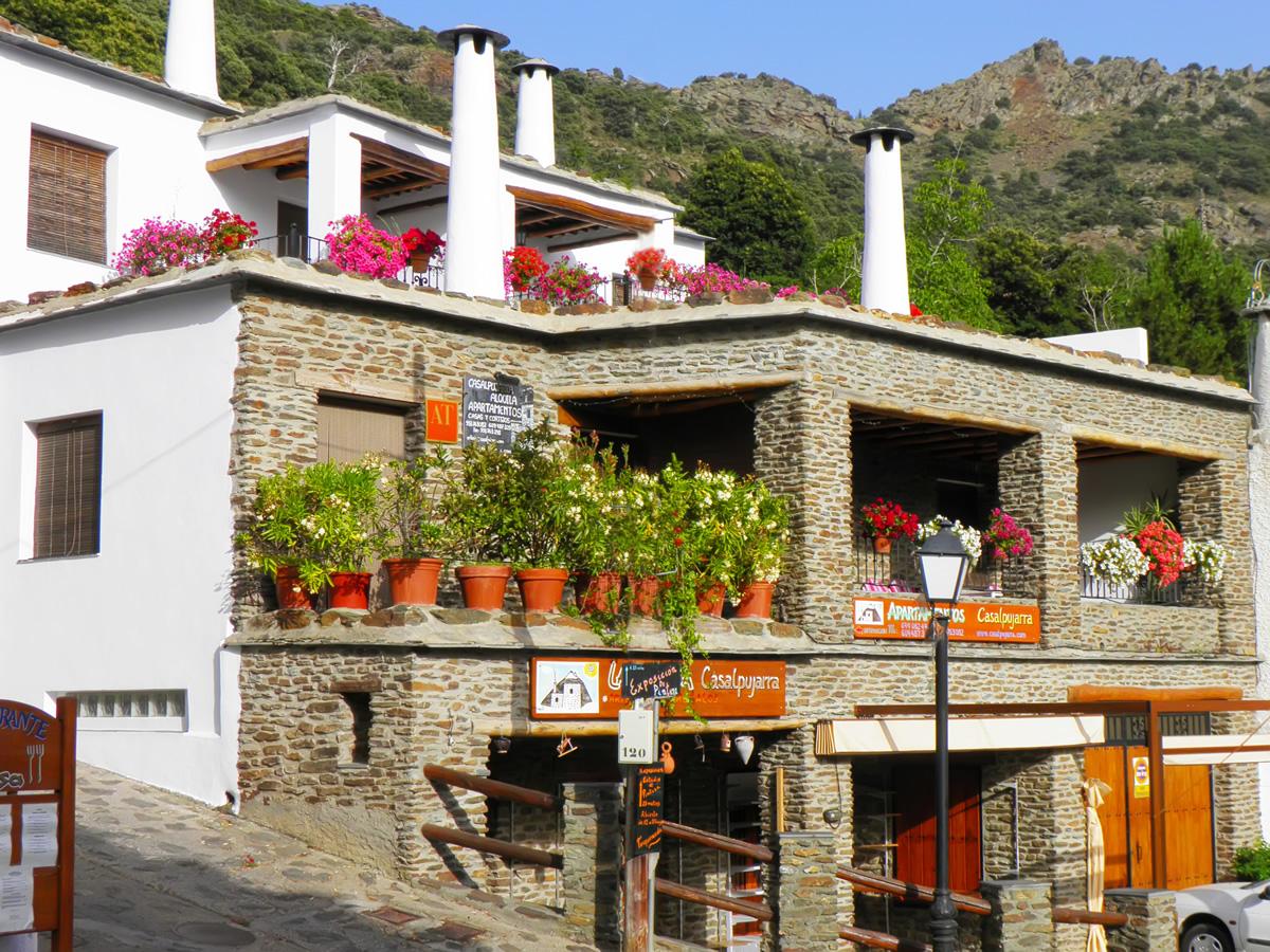 Casalpujarra casas rurales en la alpujarra de granada - Granada casa rural ...